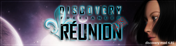 Discovery Freelancer 4.85: Reunion
