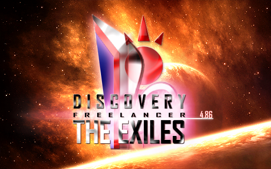 Discovery Freelancer 4.86: The Exiles Banner