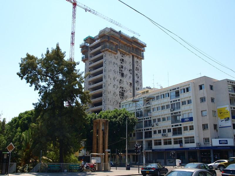 Кипр в августе 2011: Никосия