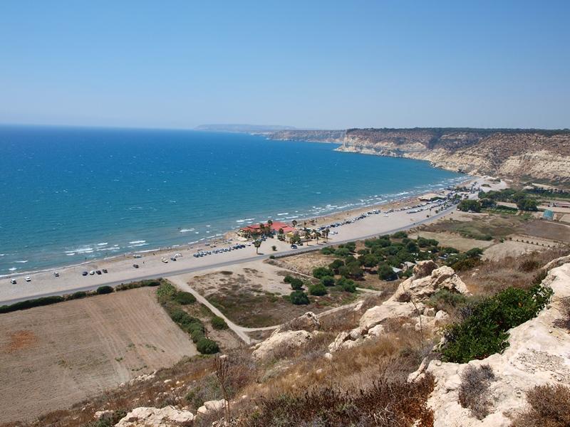 Кипр в августе 2011: Лимассол, Курион