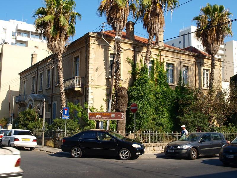 Кипр в августе 2011: Ларнака