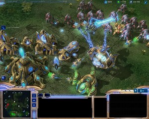 StarCraft II Wings of Liberty Beta - поражение
