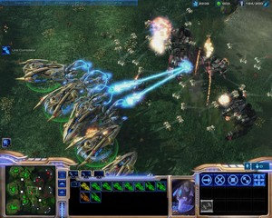 StarCraft II Wings of Liberty Beta