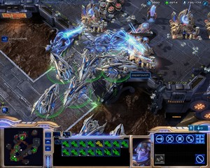 StarCraft II Wings of Liberty Beta - победа