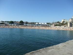 Эшторил: пляж