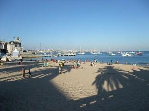 Кашкаиш: пляж