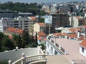 Лиссабон, смотровая башня