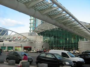 Лиссабон, вокзал Oriente