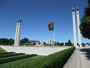Лиссабон, парк Эдуарда VII