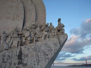 Лиссабон, памятник первооткрывателям