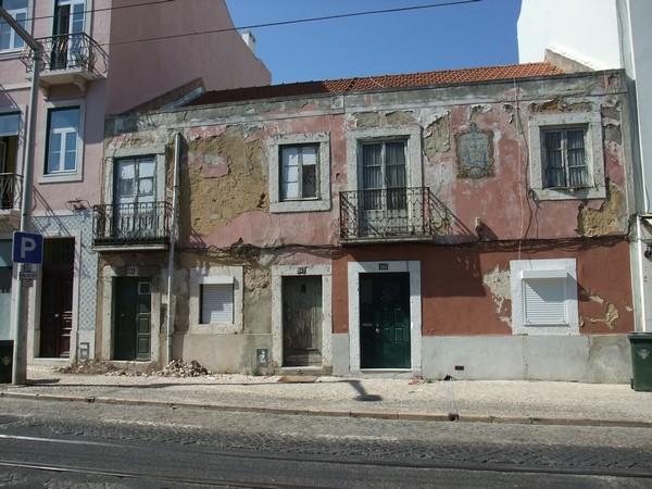 Лиссабон, граффити
