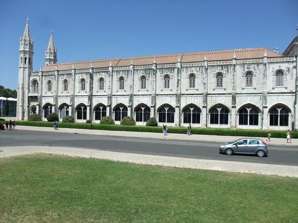 Лиссабон. Монастырь Жеронимуш