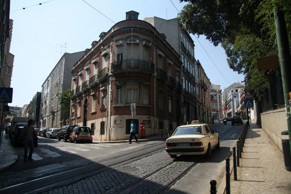 Лиссабон, пирожные: присланное фото
