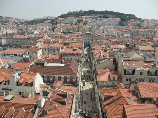 Лиссабон. Центр города
