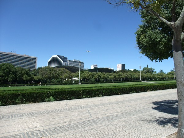 Лиссабон. Парк Эдуарда VII