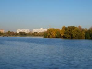 Коломенское. Река