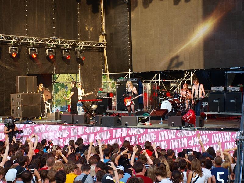 Пикник Афиши 23.07.2011