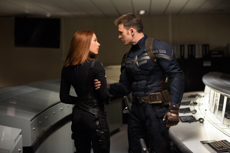 Captain America The Winter Soldier Первый Мститель Другая Война 2014