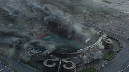 этот эпизод был бы ещё лучше со стадионом, битком набитым зрителями
