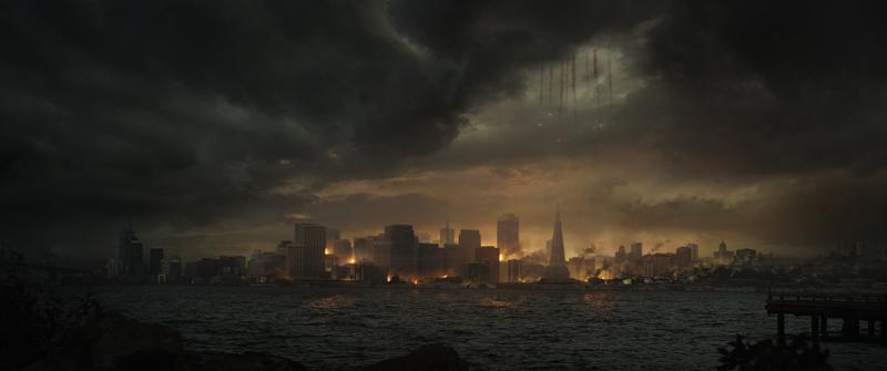 Godzilla Годзилла 2014