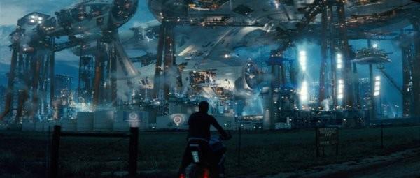 Спецэффекты от Industrial Light & Magic. Молодцом.