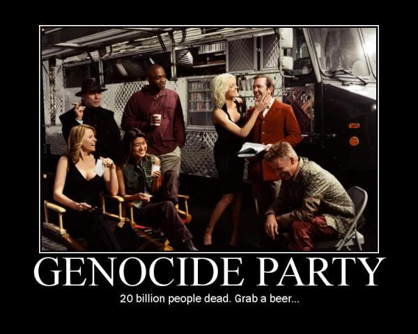 Зе План: Замочили 20 миллиардов жалких людишек. По пиву?