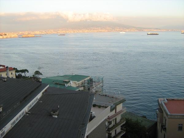 Морская панорама: начало