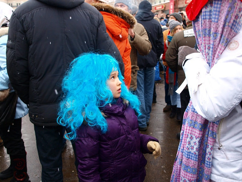Белый Круг и Площадь Революции 26.02.2012