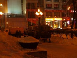 Триумфальная. 31 декабря 2010 г.