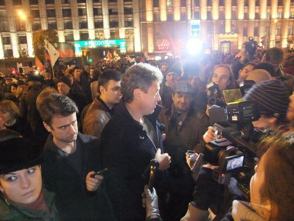 31 октября. Немцов