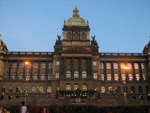 Национальный музей опозданий