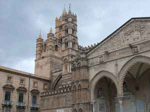 Сицилия, кафедральный собор Палермо