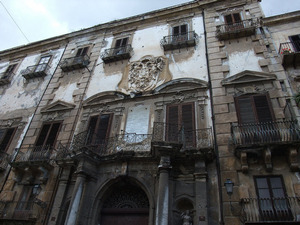 Сицилия, дом в Палермо