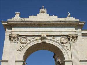 Сицилия, ворота в Ното