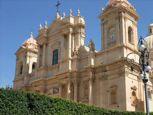 Сицилия, собор в Ното