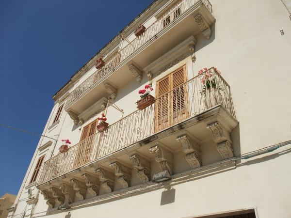 Балкончик в Ното.