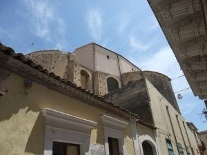 Сицилия, Ното, вид на некую громадную церковь