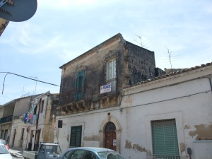 Сицилия, Ното, нетуристические улицы