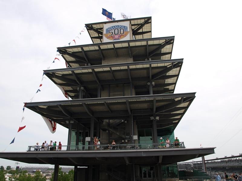 Соединённые Штаты - Инди-500 - Май 2011