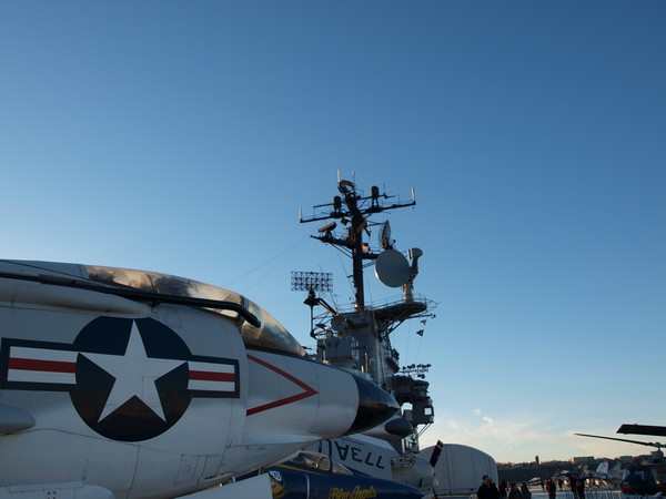 USS Intrepid, Intrepid Sea-Air-SpaceMuseum