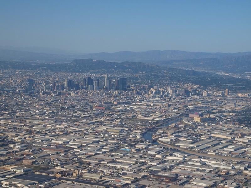 Американский декабрь-2: Лос-Анджелес