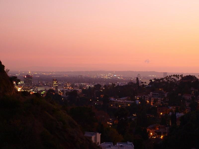 Лос-Анджелес 12.2011