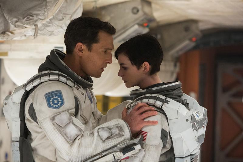 Interstellar Интерстеллар кадр stills Мэттью МакКонахи Matthew McConaughey Энн Хэтэуэй Anne Hathaway