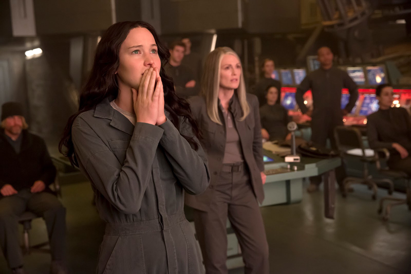 The Hunger Games: Mockingjay - Part 1 Голодные игры: Сойка-пересмешница. Часть I кадры stills Дженнифер Лоуренс Jennifer Lawrence