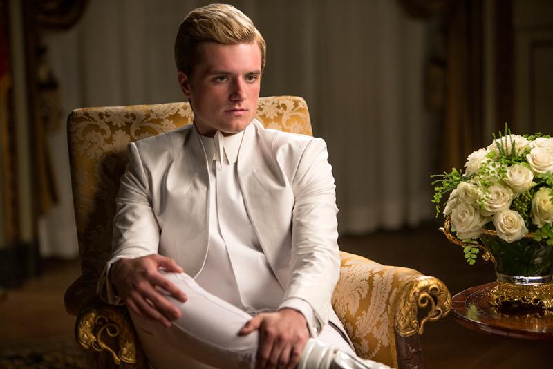 The Hunger Games: Mockingjay - Part 1 Голодные игры: Сойка-пересмешница. Часть I кадры stills Джош Хатчерсон Josh Hutcherson