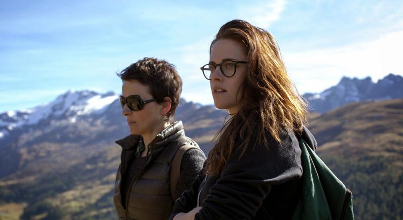 Sils Maria Kristen Stewart Зильц-Мария Кристен Стюарт Juliette Binoche Жюльет Бинош кадр still