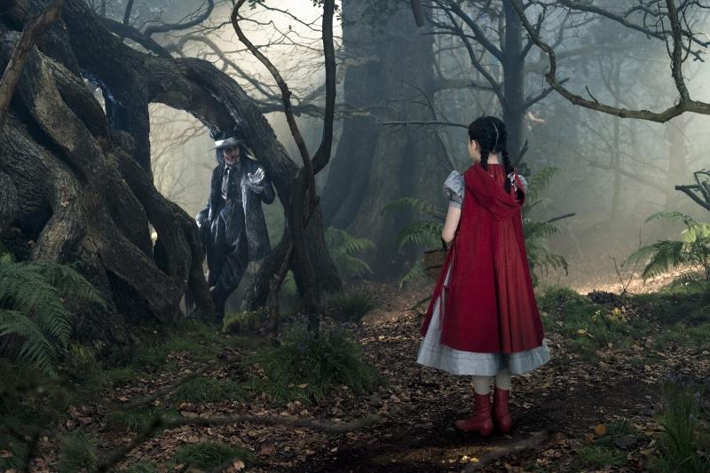 Into the Woods Чем дальше в лес... кадры stills Lilla Crawford Johnny Depp Лилла Кроуфорд Джонни Депп