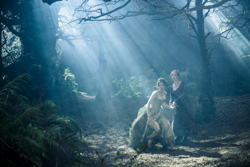 Into the Woods Чем дальше в лес... кадры stills Anna Kendrick Emily Blunt Анна Кендрик Эмили Блант