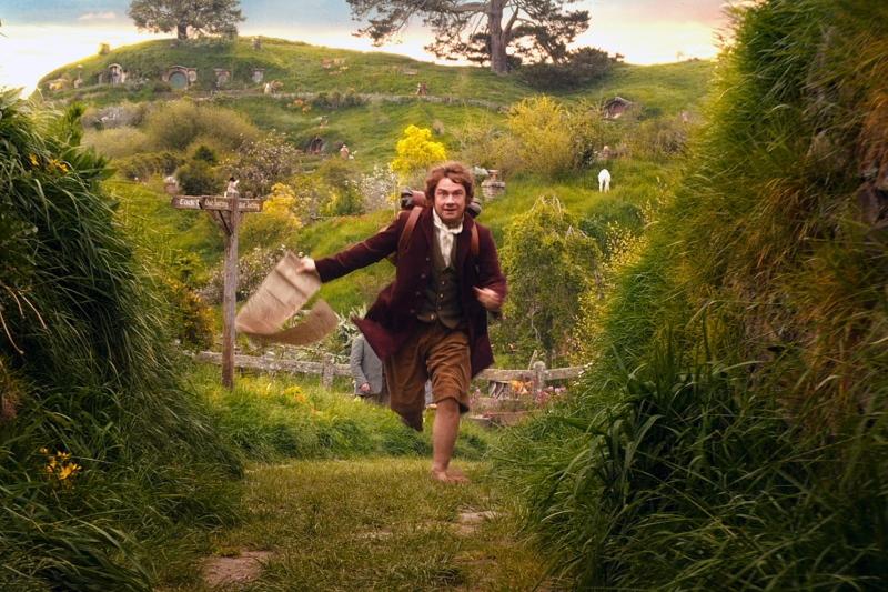 Хоббит Неожиданное путешествие Hobbit The Unexpected Journey кадр stills Мартин Фриман Martin Freeman