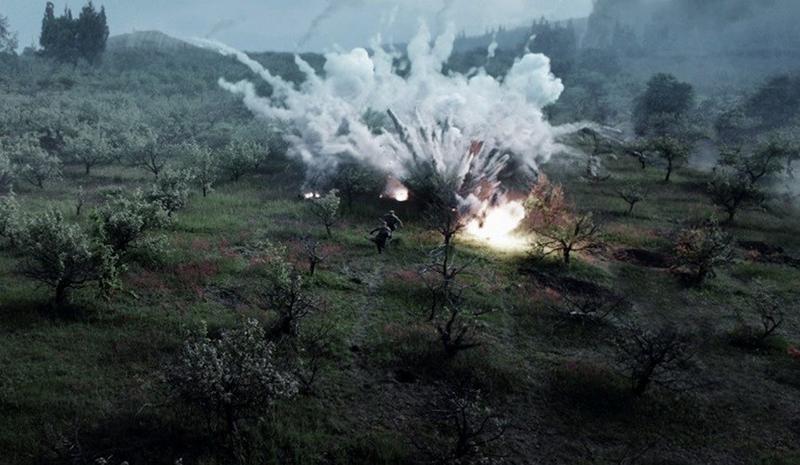 Битва за Севастополь Незламна кадры